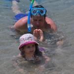 balıkadam ve kızı